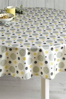 Pendle Wipe Clean PVC Tablecloth