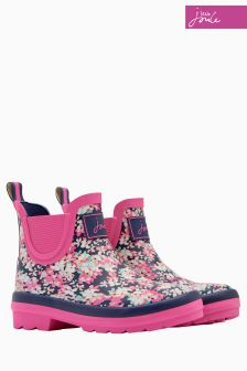 Joules Ditsy Short Welly