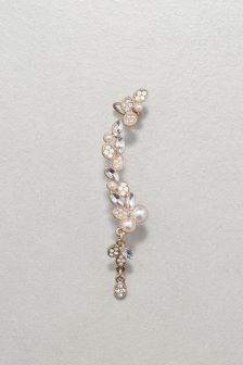Pearl Detail Ear Crawler