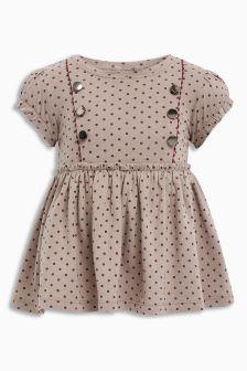 Military Style Tea Dress (3mths-6yrs)