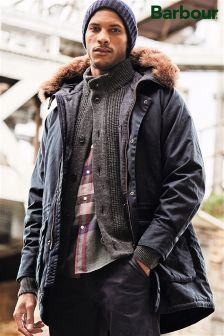 Barbour® Helm Button Through Cardigan
