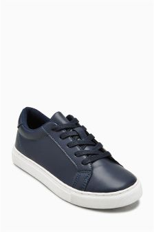 Clean Lace-Up Shoes (Older Boys)