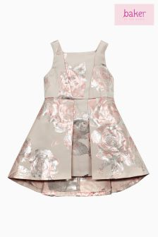 Baker By Ted Baker Jacquard Dress