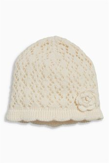 Crochet Beanie (Younger Girls)