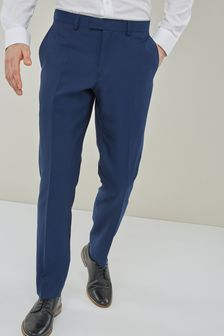 Signature Tuxedo Tailored Fit Suit: Trousers