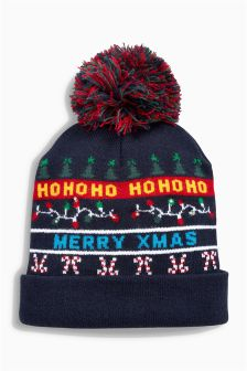 Novelty Bobble Hat