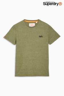 Superdry Green Orange Label Vintage T-Shirt