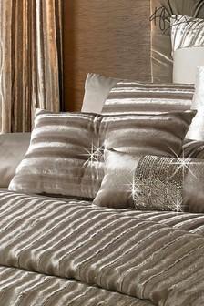 Kylie Lucette Praline Cushion