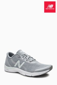 New Balance Grey Gym