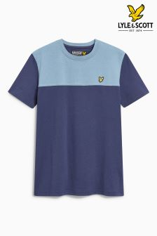 Lyle & Scott Colourblock Tee