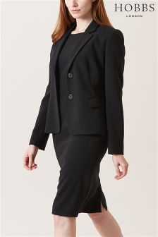 Hobbs Black Celina Jacket
