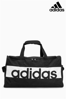 adidas Black Linear Training Bag