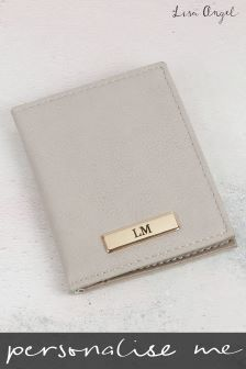 Personalised Card Holder By Lisa Angel
