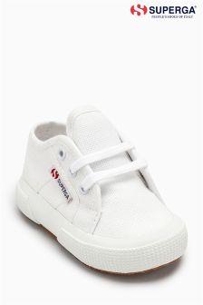 Superga® White Cotu Classic