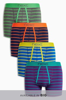 Stripe A-Fronts Four Pack