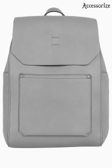 Accessorize Grey Tilly Backpack