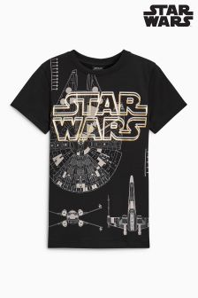 star wars merchandise star wars t shirts pyjamas next uk