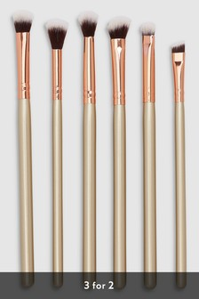 Set of 6 Eye Make Up Brushes