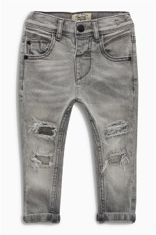 Distressed Jeans (3mths-6yrs)