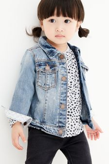 Denim Jacket (3mths-6yrs)
