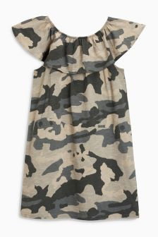 Bardot Dress (3-12yrs)
