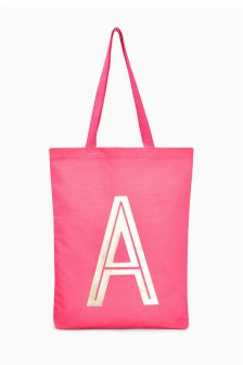 Initial Canvas Shopper
