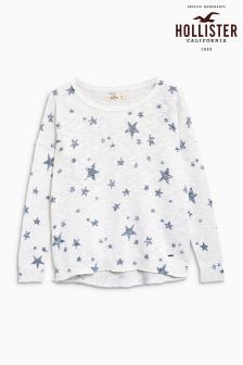 Hollister Star Knit