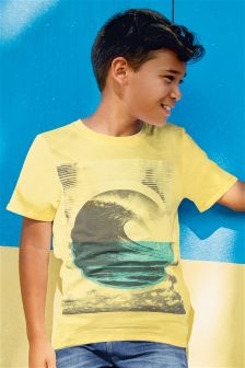 Wave T-Shirt (3-16yrs)
