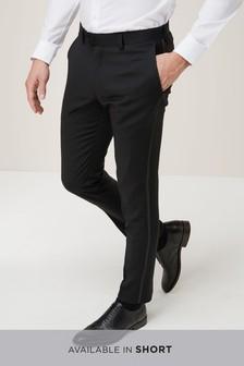 Signature Tuxedo Suit: Trousers