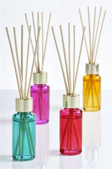 Set Of 4 Mini 40ml Diffusers