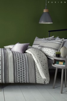 Fusion Retrace Duvet Set