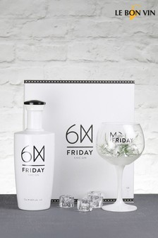 Friday Chic Gin Gift Set