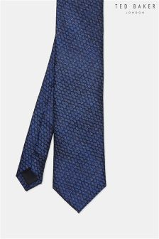 Ted Baker Blue Aberman Tie