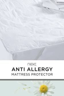 Anti Allergy Mattress Protector Studio Collection By Next