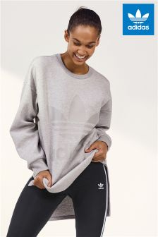 adidas Originals Grey Sweatshirt