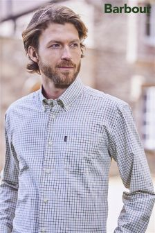 Barbour® Cream Charles Check Shirt