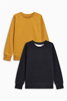 Crews Two Pack (3-16yrs)