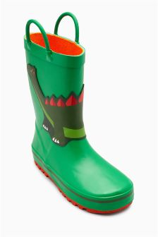 Dino Wellies (Younger Boys)