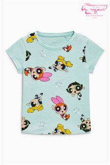 Powerpuff Girls T-Shirt (3-16yrs)