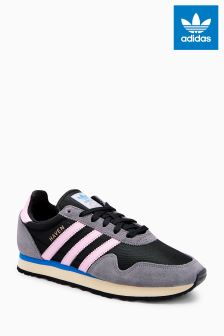 adidas Originals Black/Pink Haven