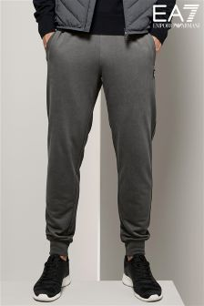 Emporio Armani EA7 Anthracite Grey Shield Jogger