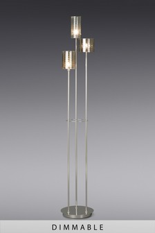 Alexis 3 Light Floor Lamp
