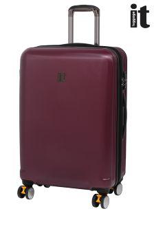 IT Luggage Wheelock Expander Suitcase Medium