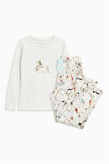 Woodland Pyjamas (3-16yrs)