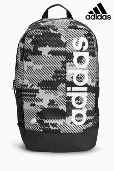 adidas Camo Print Backpack