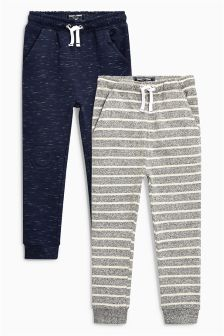 Stripe Joggers Two Pack (3mths-6yrs)