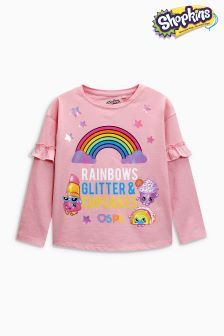 Shopkins Long Sleeve Top (3-16yrs)