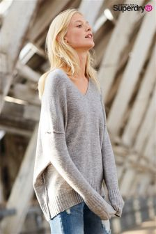 Superdry Long Sleeve Knit Jumper