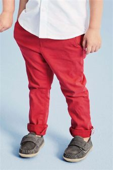 Garment Dyed Chinos (3mths-6yrs)