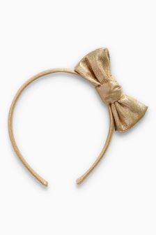 Rose Gold Sparkle Headband